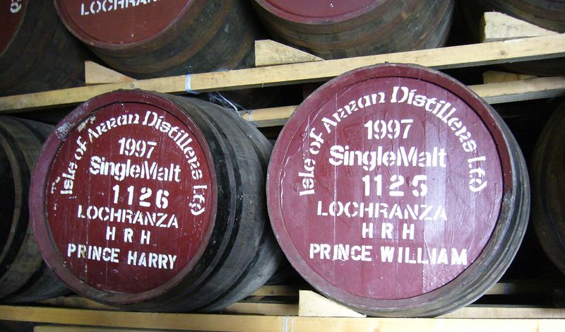 private whisky casks