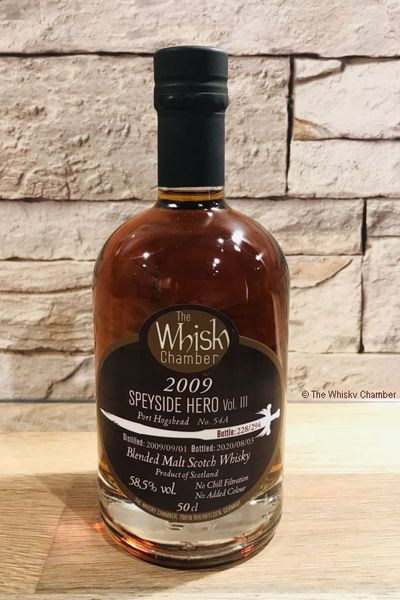 Speyside Hero Vol.3